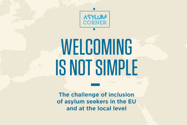 "Conference ""Welcoming is not simple. The challenge of inclusion of asylum seekers in the EU and at the local level"""